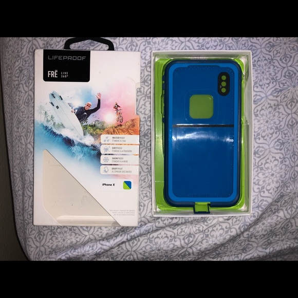 iphone x life proof case